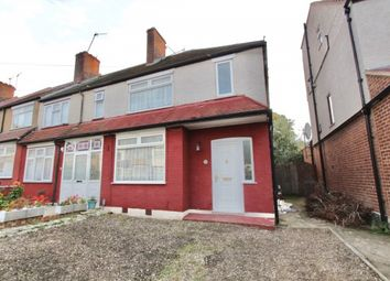 Thumbnail 4 bed semi-detached house to rent in Coombe Road, Wood Green, London