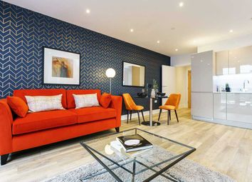 "Thumbnail 1 bed flat for sale in ""Voyager House Type B Ninth Floor"" at York Road, London"