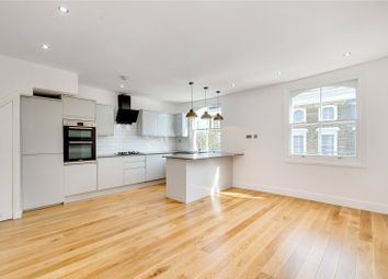Thumbnail 3 bed flat to rent in Oberstein Road, Battersea, London