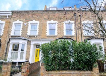 Thumbnail 5 bed terraced house for sale in Winston Road, London