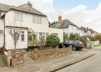 Thumbnail 4 bed property for sale in The Crescent, New Malden