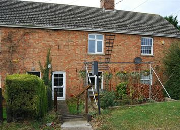Thumbnail 2 bed terraced house for sale in Station Road, Tilbrook, Huntingdon
