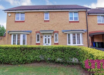 Thumbnail 4 bed link-detached house for sale in Brandon Close, Chafford Hundred, Grays