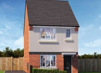 Thumbnail 3 bed detached house for sale in Commercial Road, Hanley, Stoke-On-Trent
