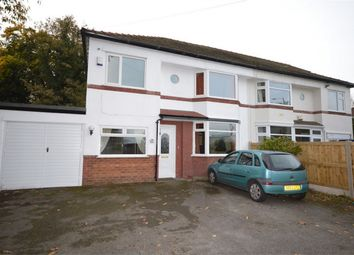 Thumbnail 4 bed semi-detached house for sale in New Chester Road, Bromborough, Merseyside