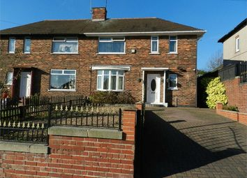 Thumbnail 2 bed semi-detached house for sale in Rokeby Road, Parson Cross, Sheffield, South Yorkshire