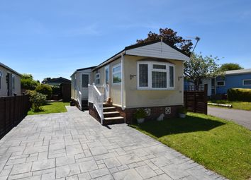 Thumbnail 2 bed mobile/park home for sale in Shamblehurst Lane, Hedge End, Southampton, Hampshire