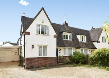 Thumbnail 3 bed semi-detached house for sale in Lamborough Hill, Wootton, Abingdon