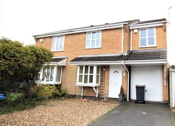 4 bed semi-detached house to rent in Nelson Drive, Hinckley, Leicestershire LE10