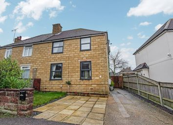 Thumbnail 3 bed semi-detached house for sale in Blighmont Crescent, Freemantle, Southampton