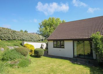 Thumbnail 2 bed semi-detached bungalow to rent in School Lane, Tedburn St. Mary, Exeter