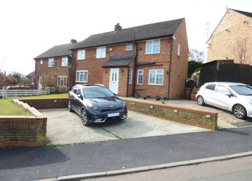 Thumbnail 4 bedroom semi-detached house for sale in Trotters Gap, Stanstead Abbotts, Ware