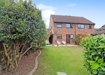 Thumbnail 3 bed semi-detached house for sale in Gilbert Grove, Loddon, Norwich, Norfolk