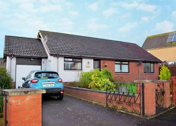 Thumbnail 3 bed detached bungalow for sale in 18 Craignair Park, Annan, Dumfries & Galloway