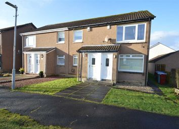 Thumbnail 2 bed flat for sale in Moffat Court, Kirkmuirhill, Lanark
