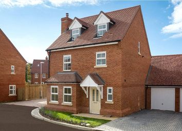 Thumbnail 4 bed detached house for sale in The Alpine, Fairfield Green, Horley, Surrey