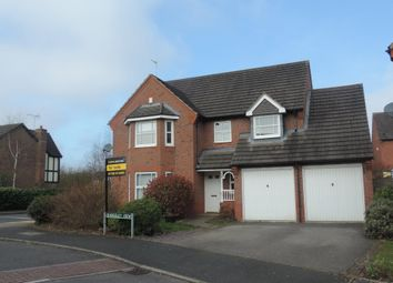 Thumbnail 4 bed detached house for sale in Rangeley View, Stone, Staffs