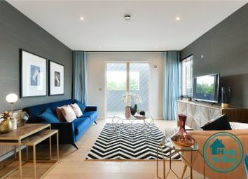 Thumbnail 3 bed flat for sale in Watford Riverwell, Thomas Sawyer Way, Watford, Hertfordshire