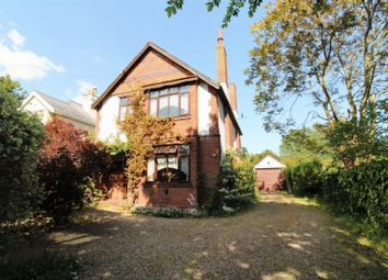 Thumbnail 4 bedroom detached house for sale in The Avenue, Pakefield