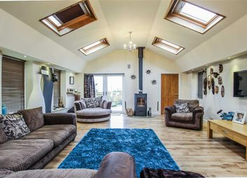 Thumbnail 3 bed detached house for sale in Shore Avenue, Harle Syke, Lancashire