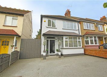 Thumbnail 3 bed end terrace house for sale in Victoria Road, Southend-On-Sea, Essex