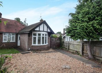 Thumbnail 3 bed semi-detached bungalow for sale in Humberstone Close, Luton