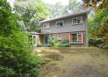 Thumbnail 4 bed detached house for sale in Goldsmiths Avenue, Crowborough