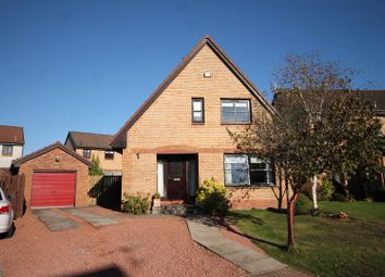 Thumbnail 3 bed detached house for sale in Laird Grove, Uddingston, Glasgow
