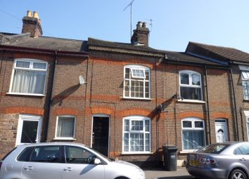 Thumbnail 4 bed terraced house to rent in Hibbert Street, Town Centre, Luton