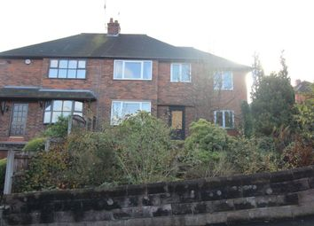 Thumbnail 4 bed semi-detached house for sale in Haven Avenue, Sneyd Green, Stoke-On-Trent