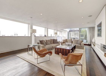 Thumbnail 3 bed flat for sale in The View, Palace Street, London