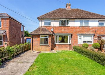 Thumbnail Semi-detached house for sale in Downley Road, Naphill, High Wycombe, Buckinghamshire