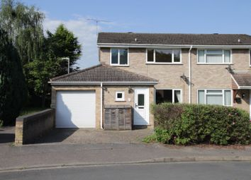 Thumbnail 3 bedroom semi-detached house to rent in Primrose Close, Purley On Thames, Reading