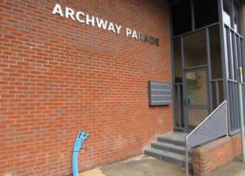 Thumbnail 1 bedroom flat for sale in Archway Parade, Marsh Road, Leagrave, Luton
