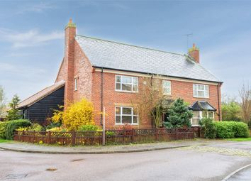 Thumbnail 5 bed detached house for sale in Lovett Green, Sharpenhoe, Bedford