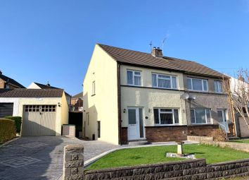 3 bed semi-detached house for sale in Kipling Gardens, Cefn Glas, Bridgend CF31