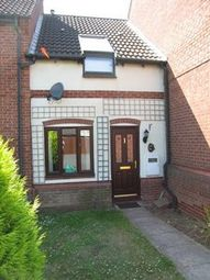 Thumbnail 2 bed town house to rent in Forryans Close, Wigston Harcourt, Leicester