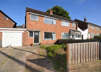 Thumbnail 3 bed semi-detached house for sale in Jackson Close, Bebington, Merseyside