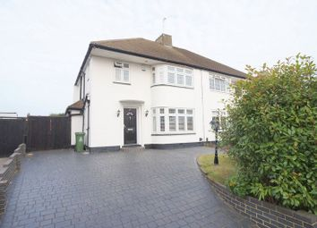 Thumbnail 3 bed semi-detached house for sale in Wren Road, Sidcup