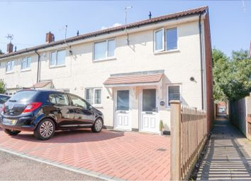 Thumbnail 2 bed end terrace house for sale in Whomerley Road, Stevenage