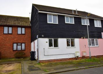 Thumbnail 2 bed semi-detached house to rent in Dahlia Close, Clacton-On-Sea