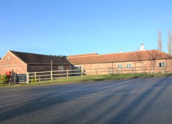 Thumbnail 3 bed barn conversion for sale in Oxton Hill, Oxton, Southwell