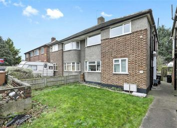 Thumbnail 2 bed flat for sale in Meadow Close, London