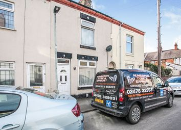 2 bed terraced house for sale in Duke Street, Nuneaton, Warwickshire CV11