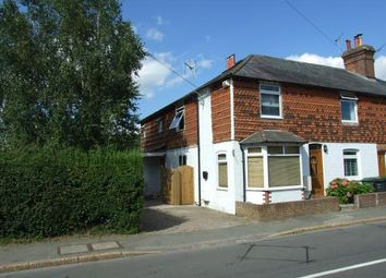 Thumbnail 5 bedroom end terrace house for sale in High Street, Flimwell, East Sussex