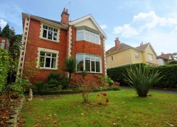 Thumbnail 5 bed detached house for sale in Chester Road, Poole, Dorset