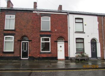 Thumbnail 2 bed terraced house to rent in Haughton Green Rd, Denton