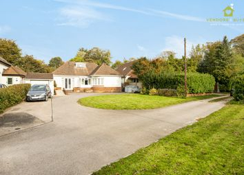 Rowlands Castle Road, Horndean, Waterlooville PO8. 3 bed detached bungalow for sale