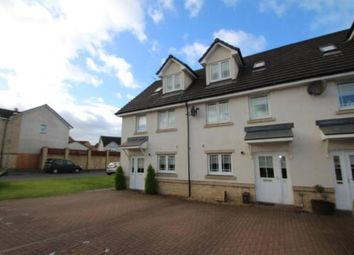 Thumbnail 3 bed terraced house for sale in Clement Drive, Airdrie, North Lanarkshire