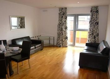 Thumbnail 2 bed flat to rent in The Lock, City Centre